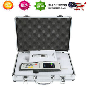 Ht9600 Pm2 5 Detector Air Quality Monitor Particle Counter Gas Analyzer