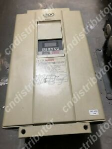 Used Hitachi Variable Frequency Drive J300 100lf5 2 year Warranty