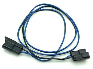 1965 1966 Pontiac Gto Tempest Lemans Backup Lamp Harness Usa Made By M H 06070