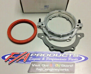 Small Block Chevrolet 1986 Up 1 Piece Rear Main Seal Retainer Kit With Seal