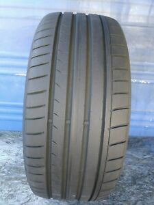 1 Dunlop Sp Sport Maxx Gt Dsst Rft 245 35 20 Bmw With 6 75 32nd Tread Left 95 Y