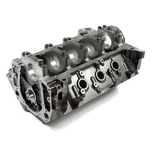 Chevy Bbc 454 B 4 600 Dh 9 800 Billet Main Severe Duty Block Usa Machined W Cb