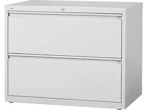 Staples Commercial 2 File Drawers Lateral File 20298d