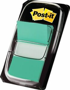 Post it Flags 1 X 1 7 Green 1200 Flags 680324
