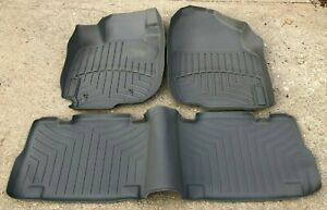 2006 2012 Toyota Rav4 Weathertech Digitalfit Floorliner 1st 2nd Row 440721 2 Gry