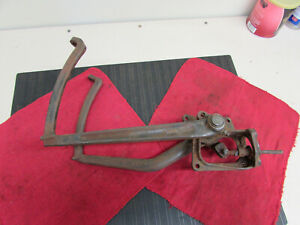 Original 1940 Ford Clutch And Brake Pedal Assembly 1941ford Pickup 01a 2455