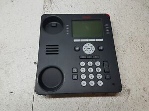 Avaya 9608g Ip Voip Poe Business Telephone No Handset Or Stand Factory Reset