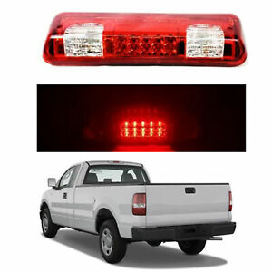Led 3rd Third Brake Light For 2004 2008 Ford F150 2007 2010 Explorer Sport Trac