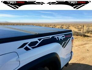 2x Toyota Tacoma Trd Pro 2016 2020 Side Vinyl Decals Stickers 10 Variations