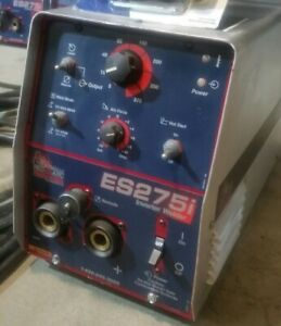 Lincoln Invertec V275 s Welder red d arc V275 s In Great Shape