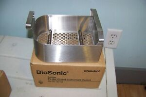 Biosonic Whaledent Uc 152 Large Finger Guard Instrument Basket Ultrasonic Clean