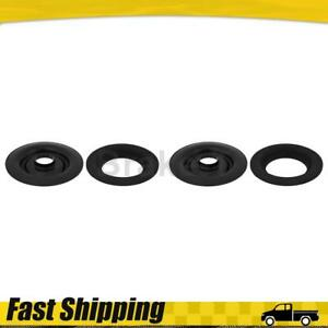 Front Upper 2x Kyb Shocks Suspension Coil Spring Seat For 2012 2011 Jeep Compass