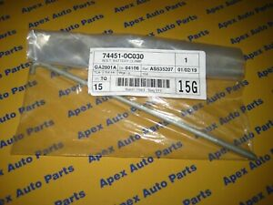 Toyota Tundra Sequoia Battery Hold Down Rod Clamp Genuine Oem Toyota New