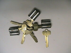 Best Cores And Keys used 6 Pin