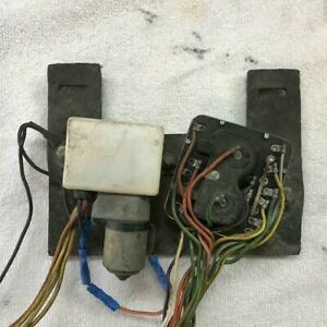 1967 1968 Cougar Thunderbird Sequential Turn Signal Flasher Relay