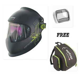 Optrel Panoramaxx Welding Helmet With Free Lens And Backpack 1010 000