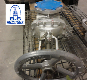 Gate Valve 6 150 Flanged Os y Mfg Ty 151rf1612 Carbon X Stainless Low e