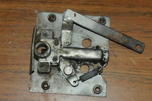 Midget Sprite Bugeye Door Latch Right Side Not A Reproduction Part
