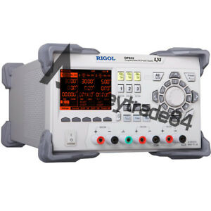 New Rigol Dp832 3 Outputs Programmable Dc Power Supply 195w