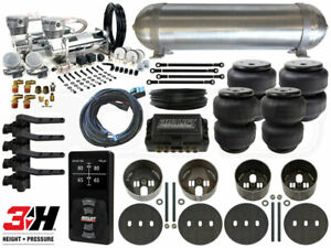 Complete Air Suspension Kit 1975 1979 Lincoln Continental Level 4 W Alp 3h