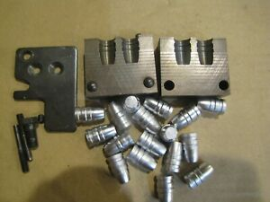 RCBS 44-245-KT Double Cavity Bullet Mold Lead Bullet Casting Mould