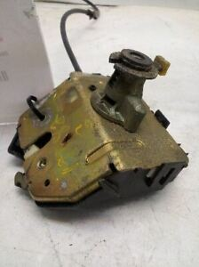 00 04 Ford Focus Trunk Latch Lock Actuator With Emergency Release Oem
