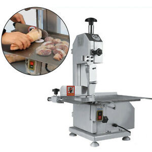 Electric Bone Saw Machine Frozen Meat Frozen Fish Steak Cutting Machine Commerci
