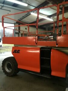 2005 Jlg Scissor Lift 3394 New Paint