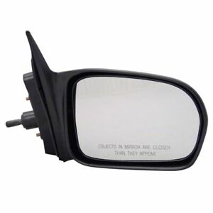 For Honda Civic Right Passenger Side Manual Remote Replacement Mirror