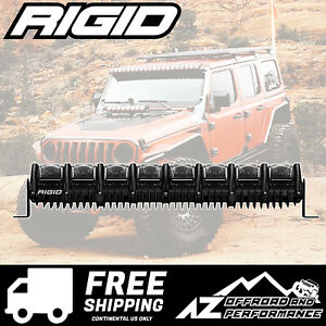 Rigid Industries Adapt Series 20 Led Light Bar 8 Selectable Beam Patterns 161w