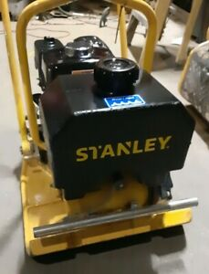 2017 Stanley 20 Sfp1850 Gas Powered Forw Plate Compactor in Fantastic Shape