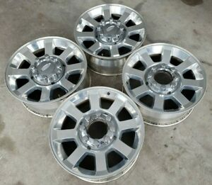 20 Ford Superduty F250 F350 Powerstroke King Oem Factory Stock Wheels Rims Fx4