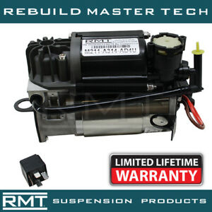 Mercedes Benz S class W220 2000 2006 New Air Suspension Compressor Pump