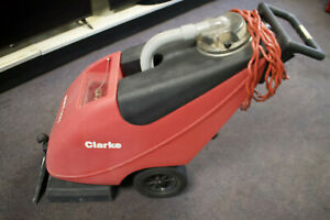 Clarke Commercial Carpet Extracter Cleaner Model Ext 771