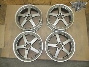 Set Of 4 Tsw Carthage Sj73 20 Wheel Rim 20x8 5j Et35