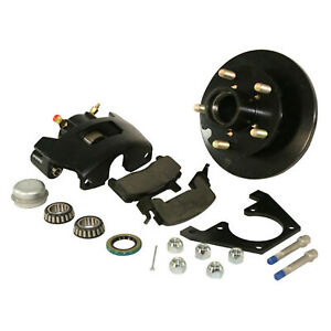 Reliable Hydraulic Trailer Disc Brake Caliper Kit Driver Side Dbcl 701 A