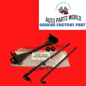 New Genuine Oem Lexus 2001 2006 Ls430 Battery Hold Down Clamp W Bolts Nut Kit
