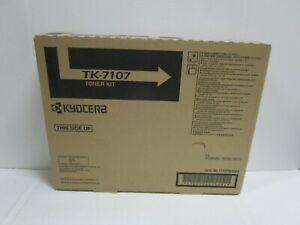 Genuine Kyocera Copystar Tk 7107 Tk7107 New Sealed See Photos Free Shipping