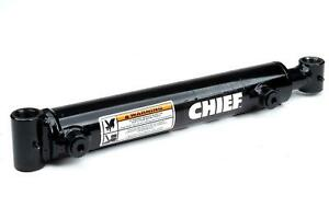 Chief Wt Welded Cylinder 5 Bore 16 Stroke 2 50 Rod Dia 3000 Psi 216122