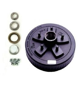 Dexter 84556uc3 Standard Hub And Drum Assembly For 3 500 Lb Axles 5 On 5