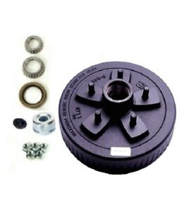 Dexter 84556uc3 ez Ez lube Hub And Drum Assembly For 3 500 Lb Axles 5 On 5