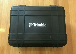 Trimble Pelican Gps Radio Case Case Only 19x15x8 Survey Equipment