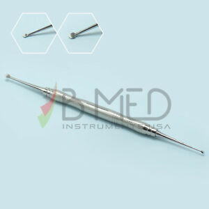 Or Grade Surgical Bone Curettes Molt 2 4 Periosteal Elevator Implant Dental