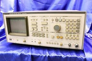 as is anritsu Spectrum Analyzer Ms710a 100khz 23ghz