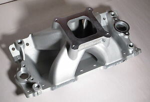 Edelbrock 2892 Super Victor Series Intake Manifold Small Block Chevy