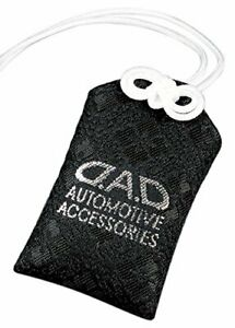 D A D Garson Automotive Accessories Charm For Safe Driving Silver Made In Japan
