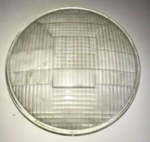 Vintage Corcoran Brown Lamp Tri Beam Lens