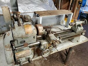 South Bend Precision Metal Lathe Model A Lots Of Tooling