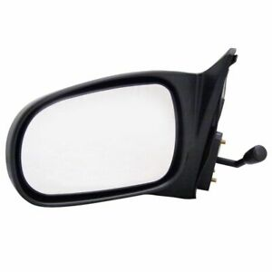 For Honda Civic Driver Side Manual Remote Replacement Mirror