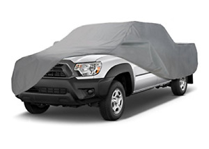 Coverking Uvctmlsi98 Universal Fit Car Cover For Mini Truck With Long Bed Cab